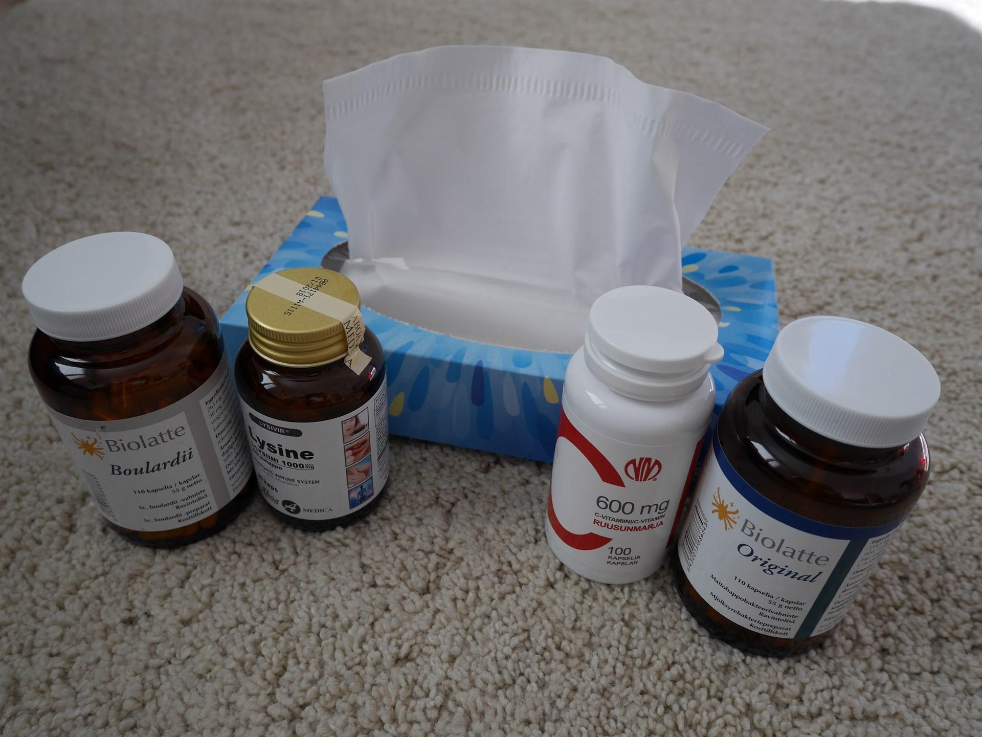 flunssanhoito