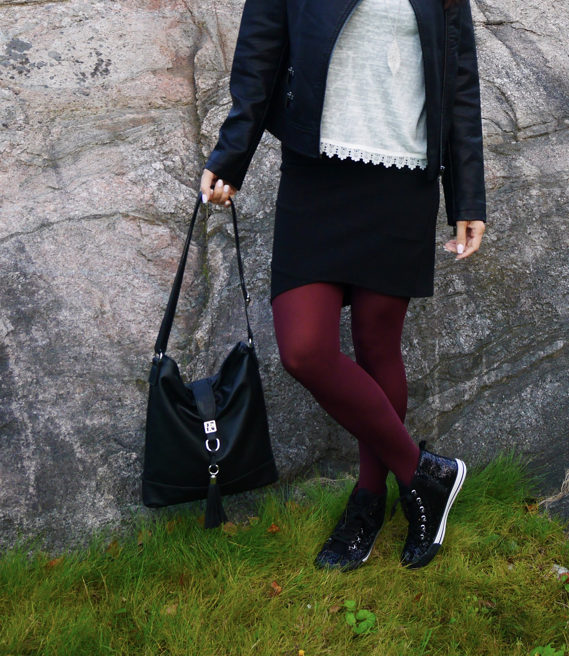 laukku ja kengät