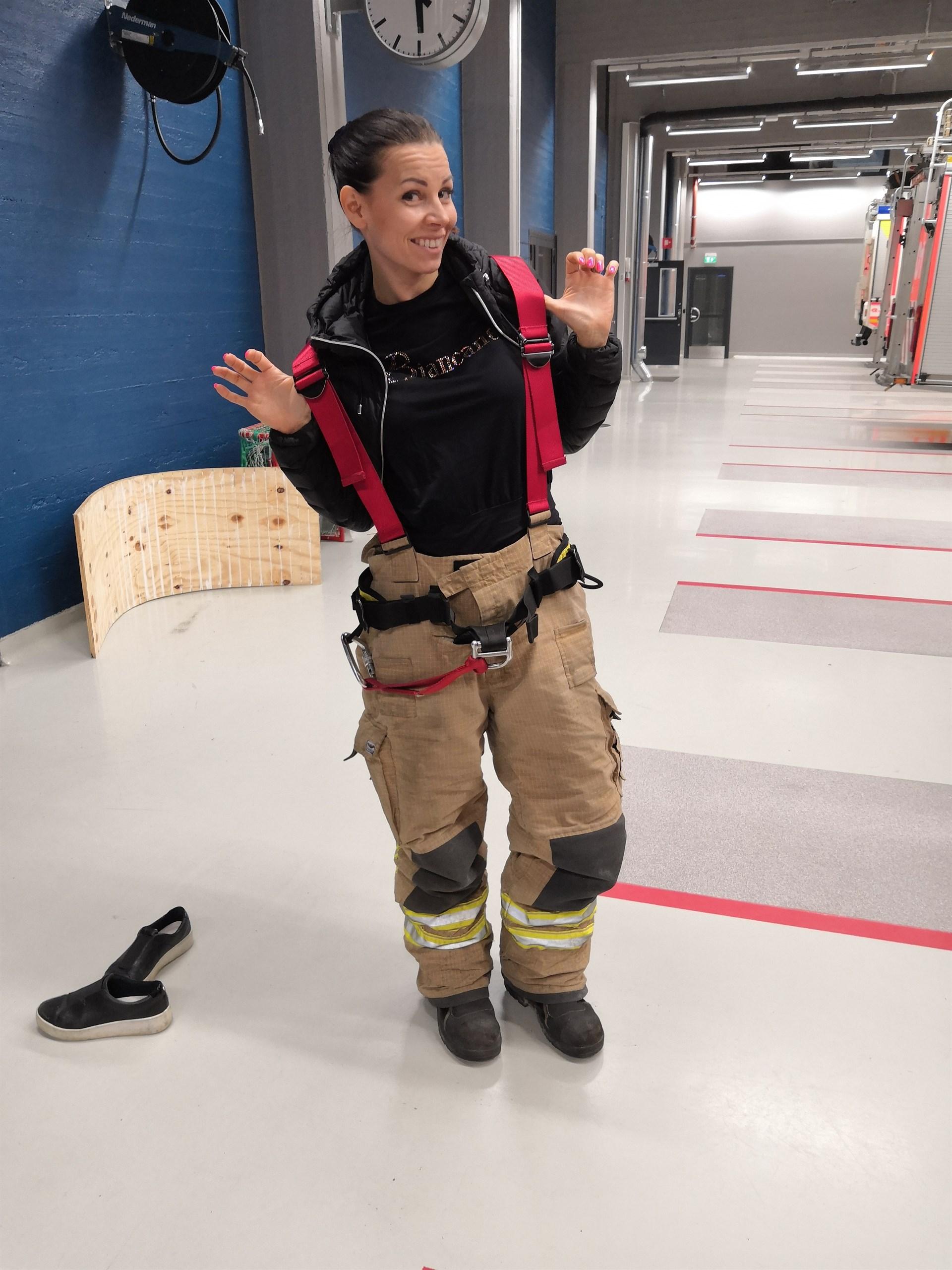 Mari Valosaari pelastuslaitos