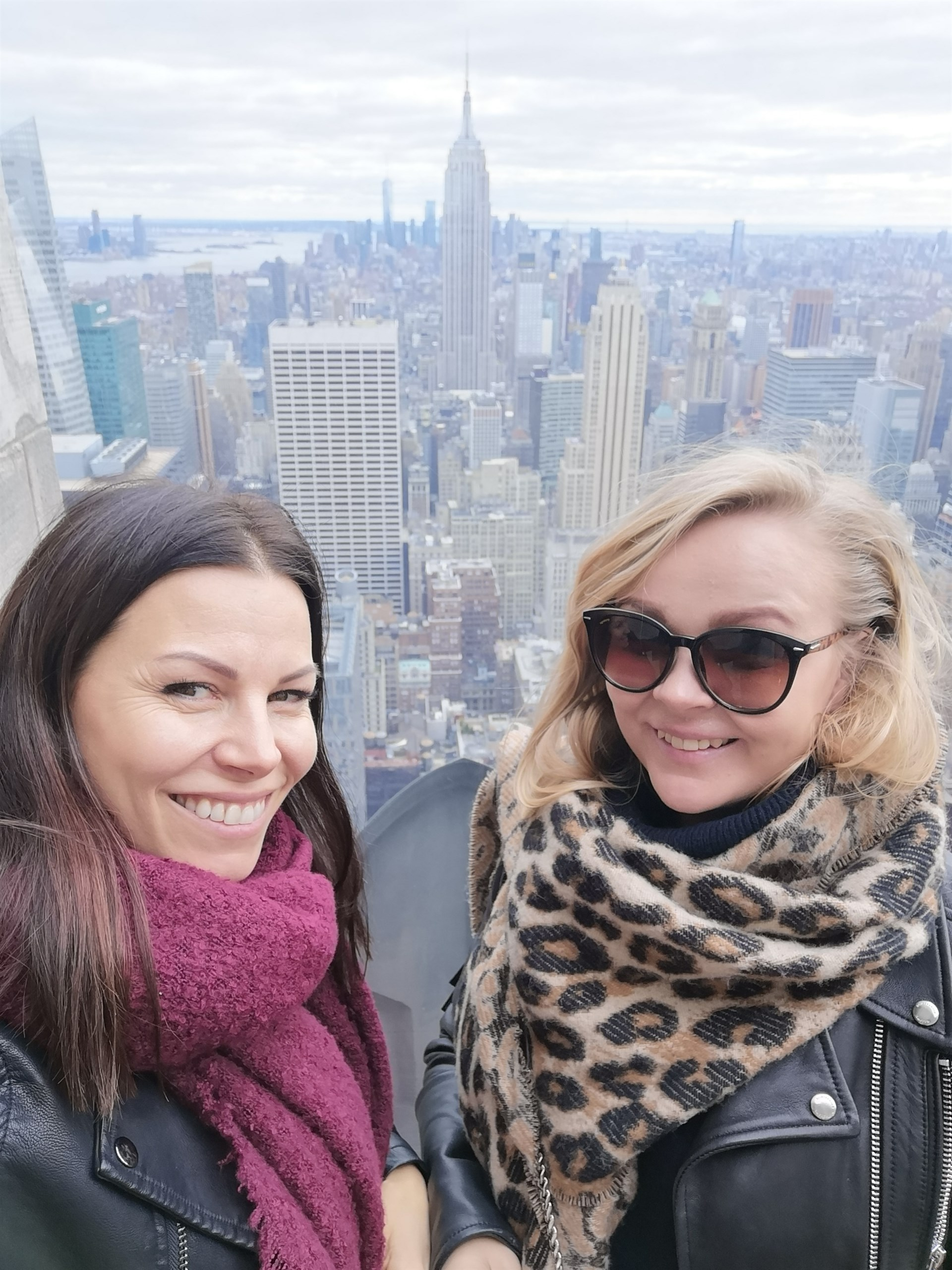 New York siskokset