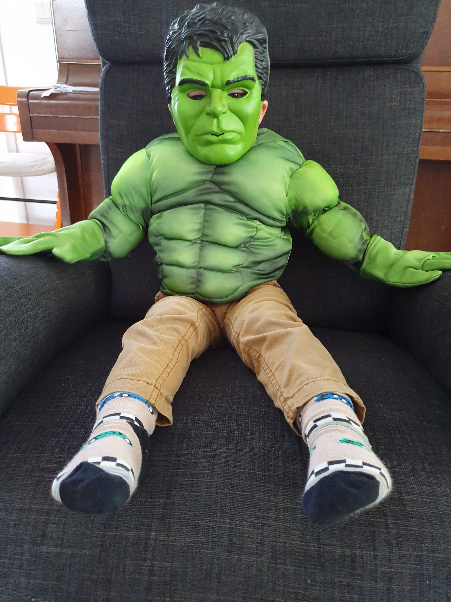 Mio Hulk 3v