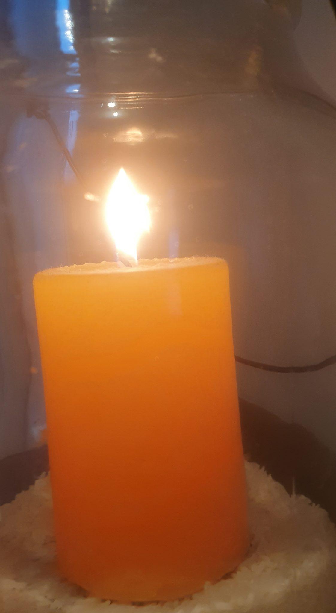 kynttilä isänpäivä